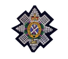 Black Watch - Blazer Badge
